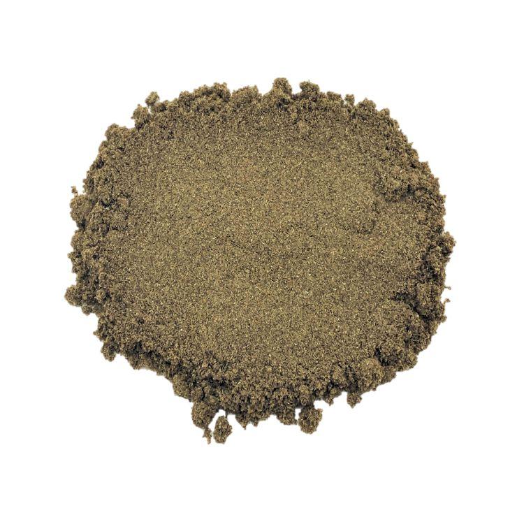 Résine CBD Kief Pollen Spectre Complet